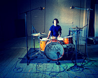 Seas & Centuries Drums Recording