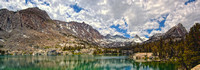Blue Lake Panoramic