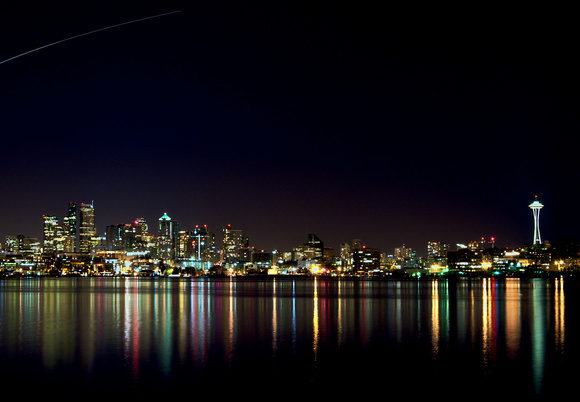 Seattle from Gasworks